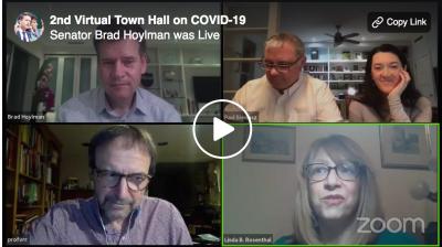 Covid-19 FB Tow Hall