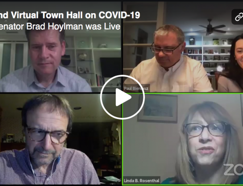 Rockefeller Virologists are educating the public on COVID-19!!