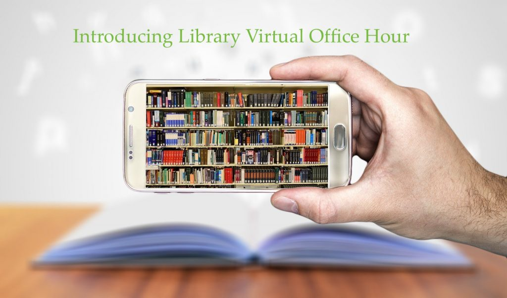 Virtual office hour