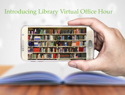 Markus Library Virtual Office Will Open on June 1st (Monday) at 11am!
