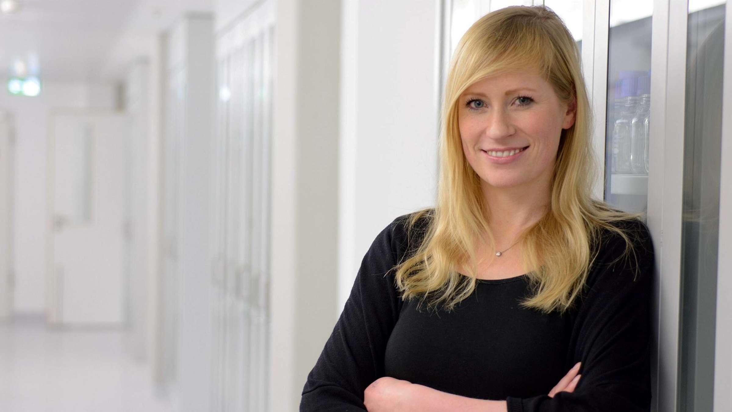 Melina Schuh, Ph.D.