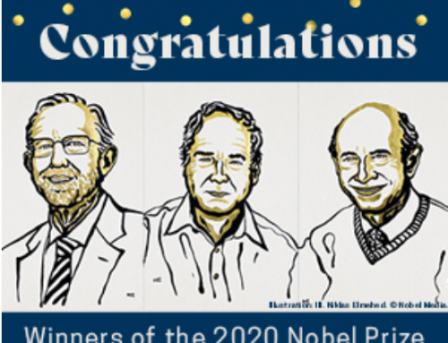 Introducing 2020 Nobel Prize Collection from Rockefeller University Press