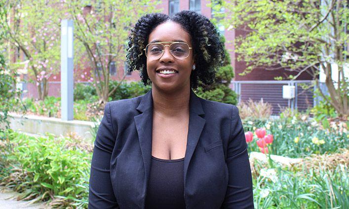 Veronica Johnson, Ph.D
