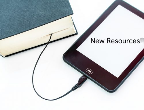 New Resources from the Library